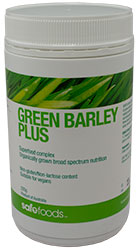 Green Barley Plus 225g