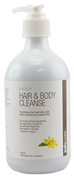 Nutracell Hair & Body Cleanse 500ml