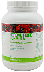 Herbal Fibre Formula (Natural Berry) 1kg