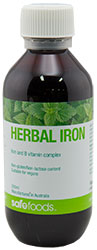Herbal Iron 200ml